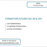 Formations CAC 40
